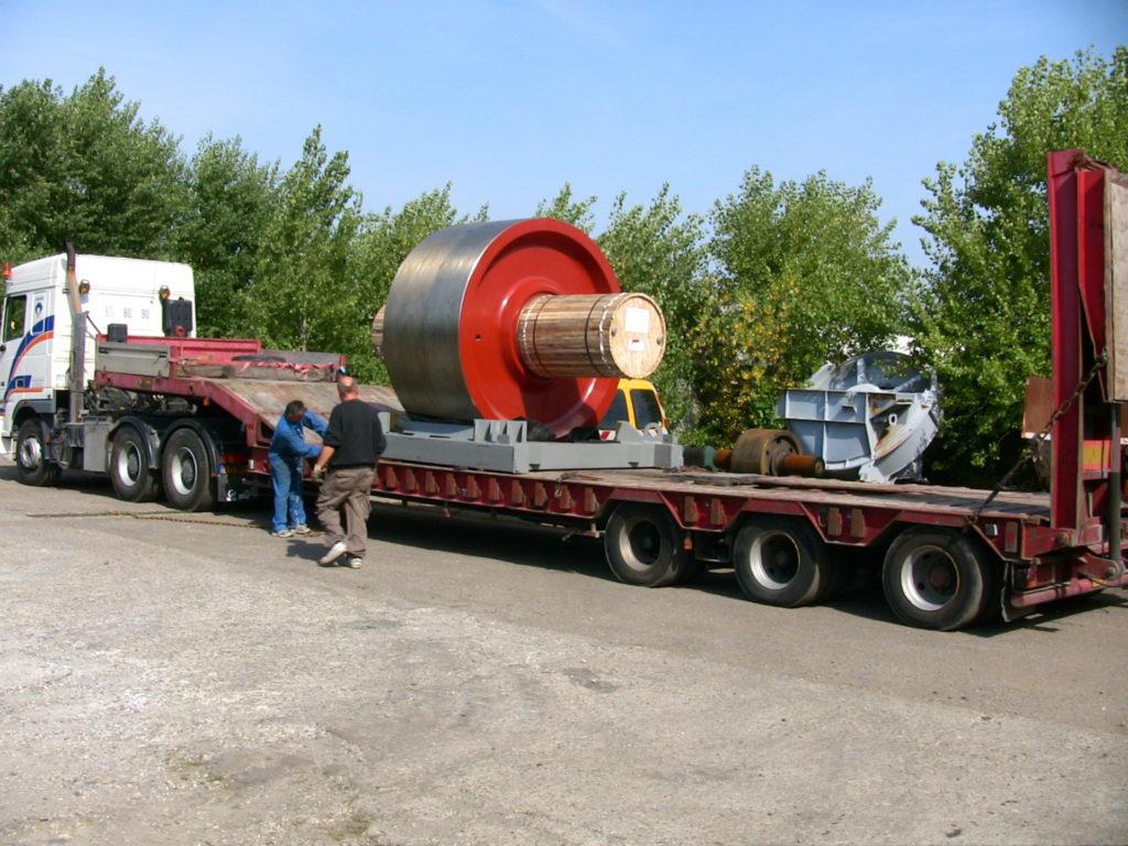 Sercem-industrie-spare-parts-kiln-cement-roller